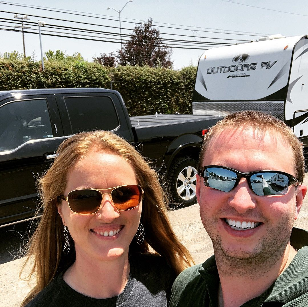 2018 Travel Year In Review - the Start of Full-Time RV Life