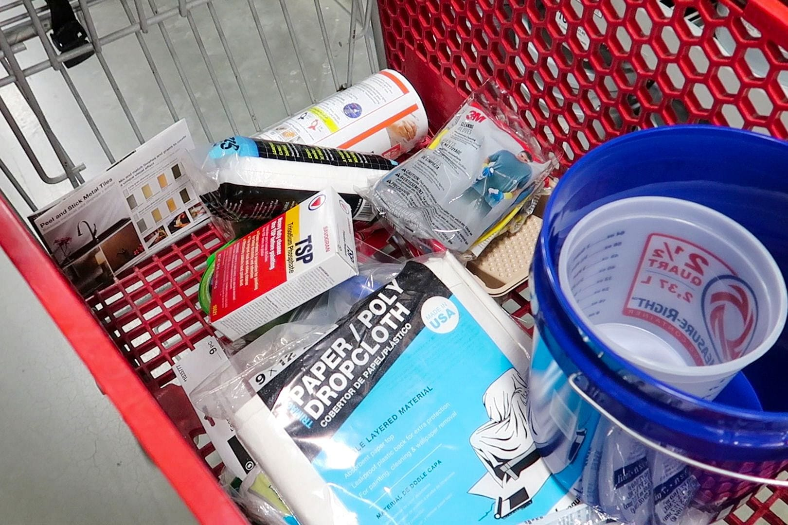 RV Remodeling Supplies