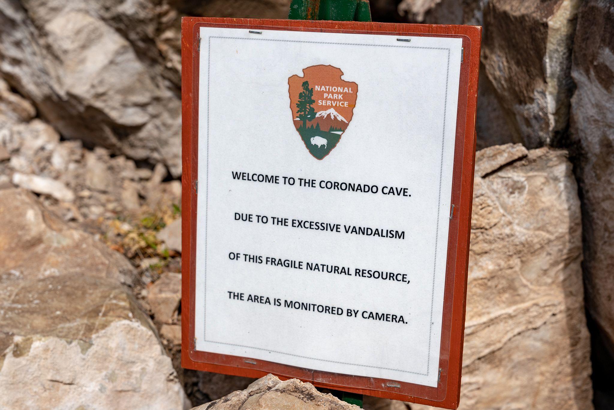Coronado Cave