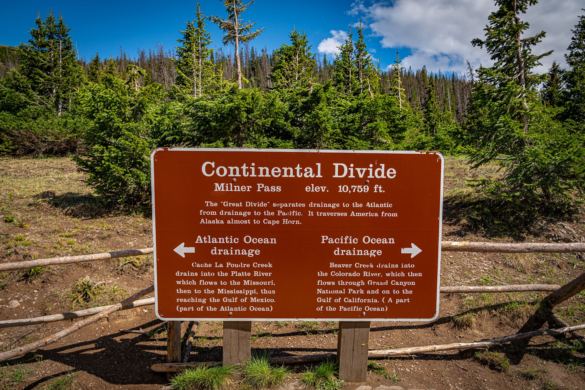 Continental Divide