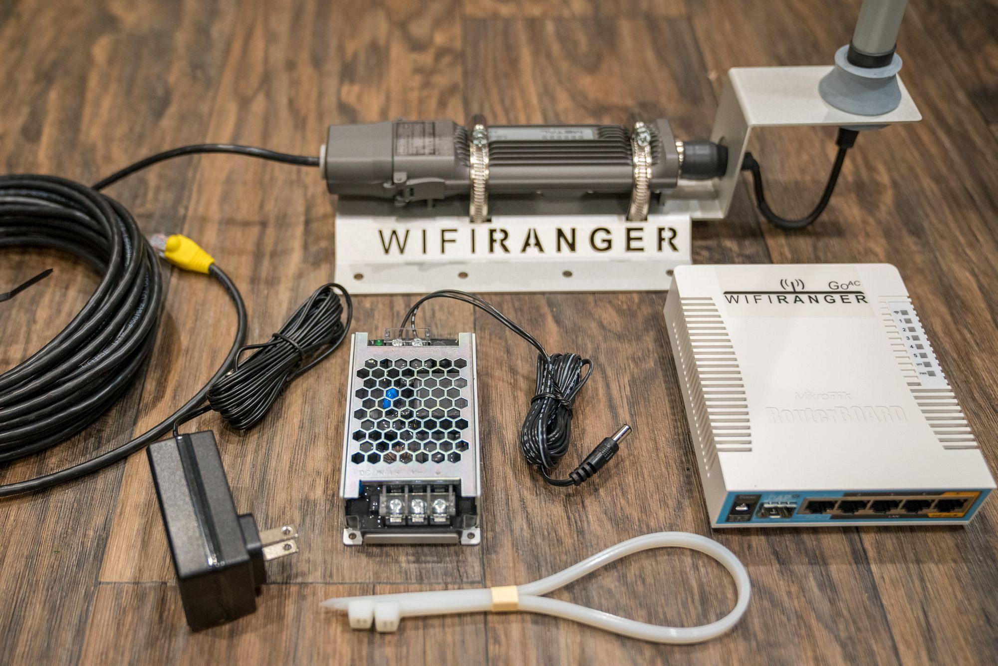 WiFiRanger EliteAC FM Kit