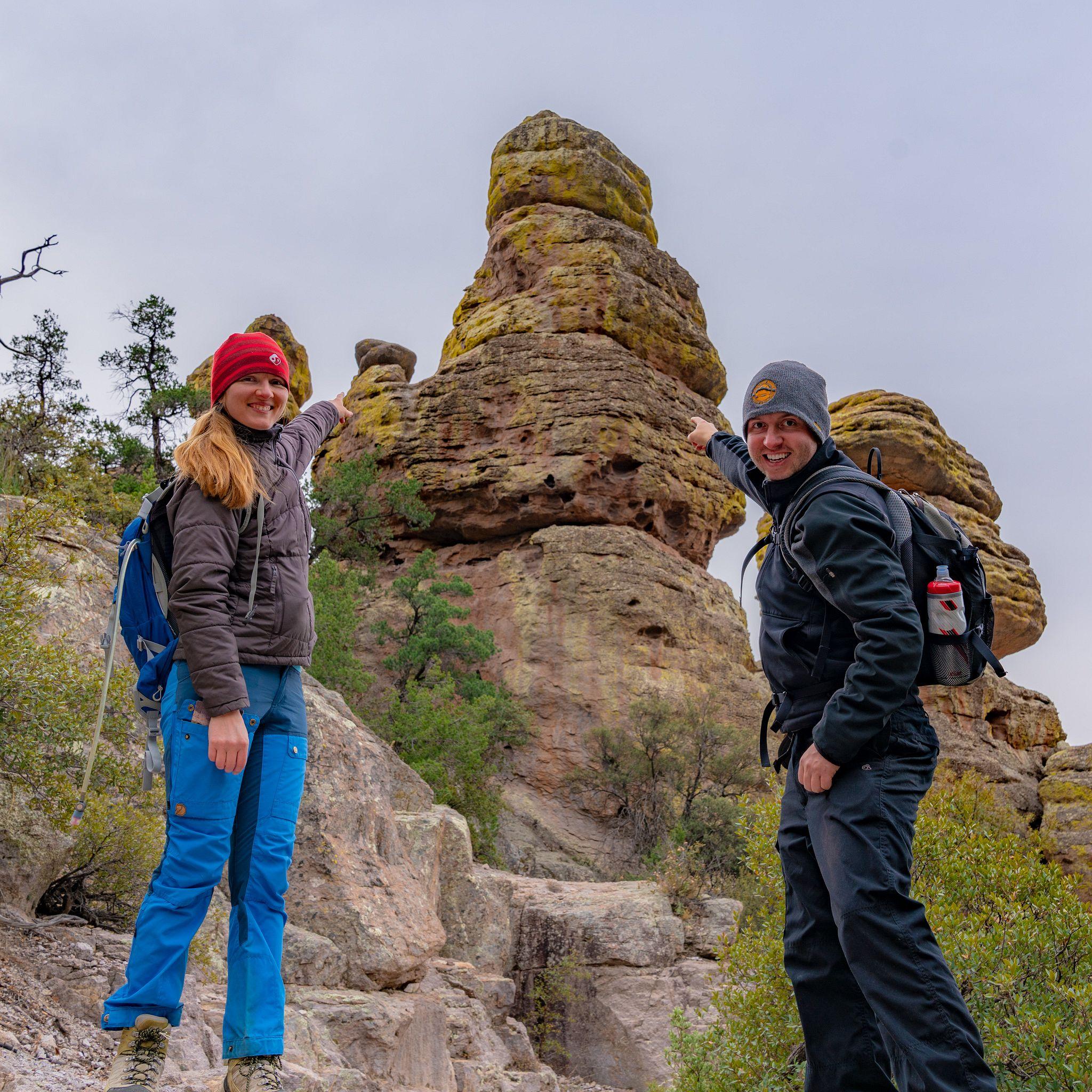 Pinnacles at Chiricahua