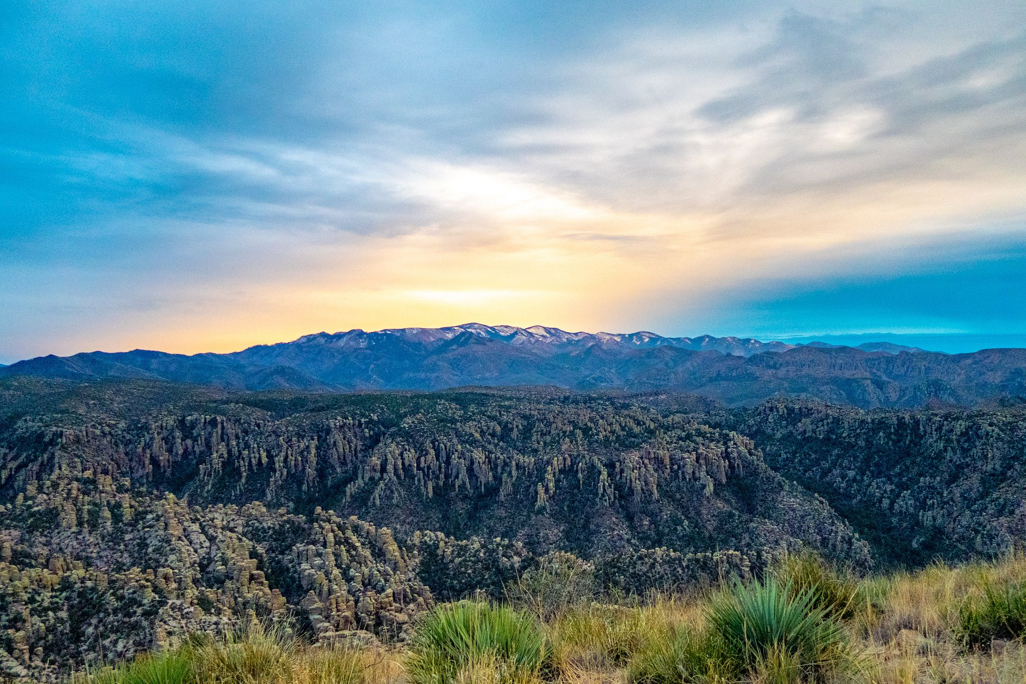 Chiricahua National Monument - A Hidden Gem?