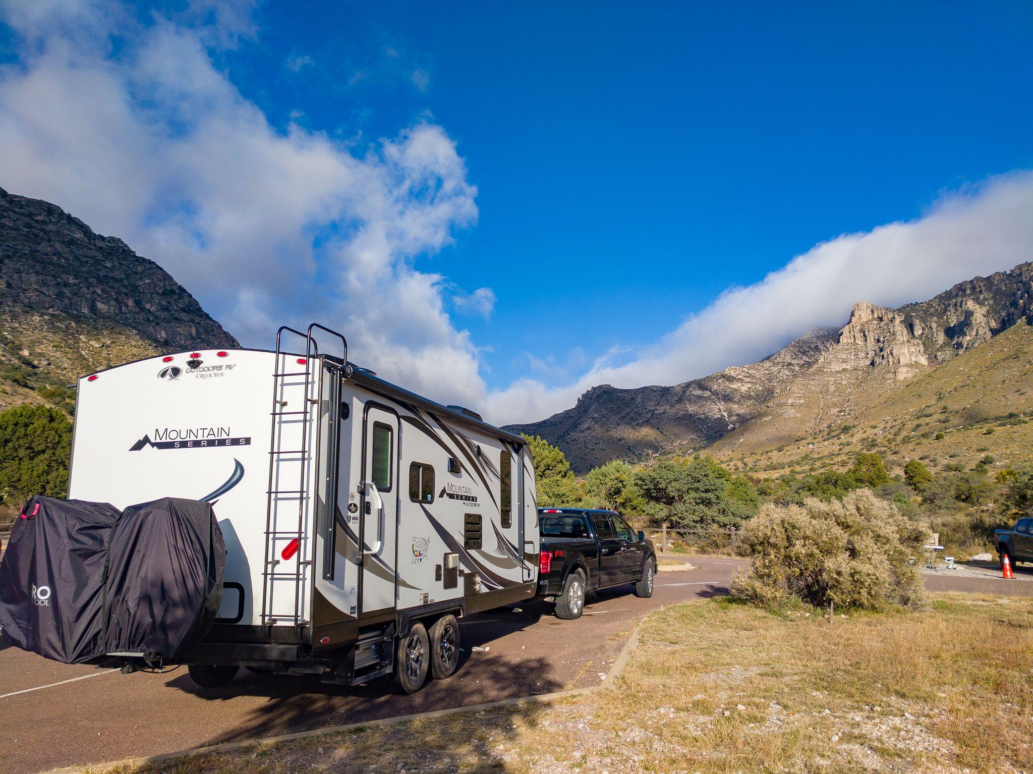 Pine Springs RV Campground