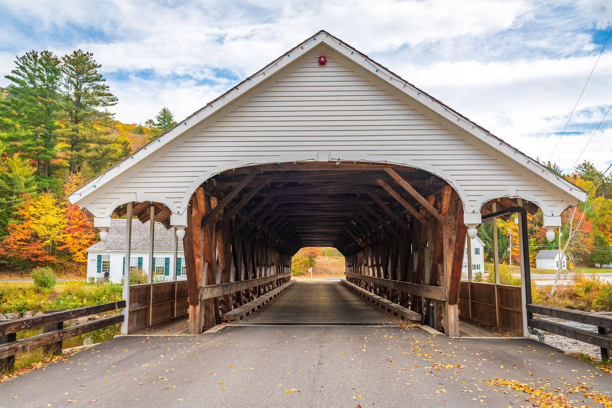 Stark Covered Bridge