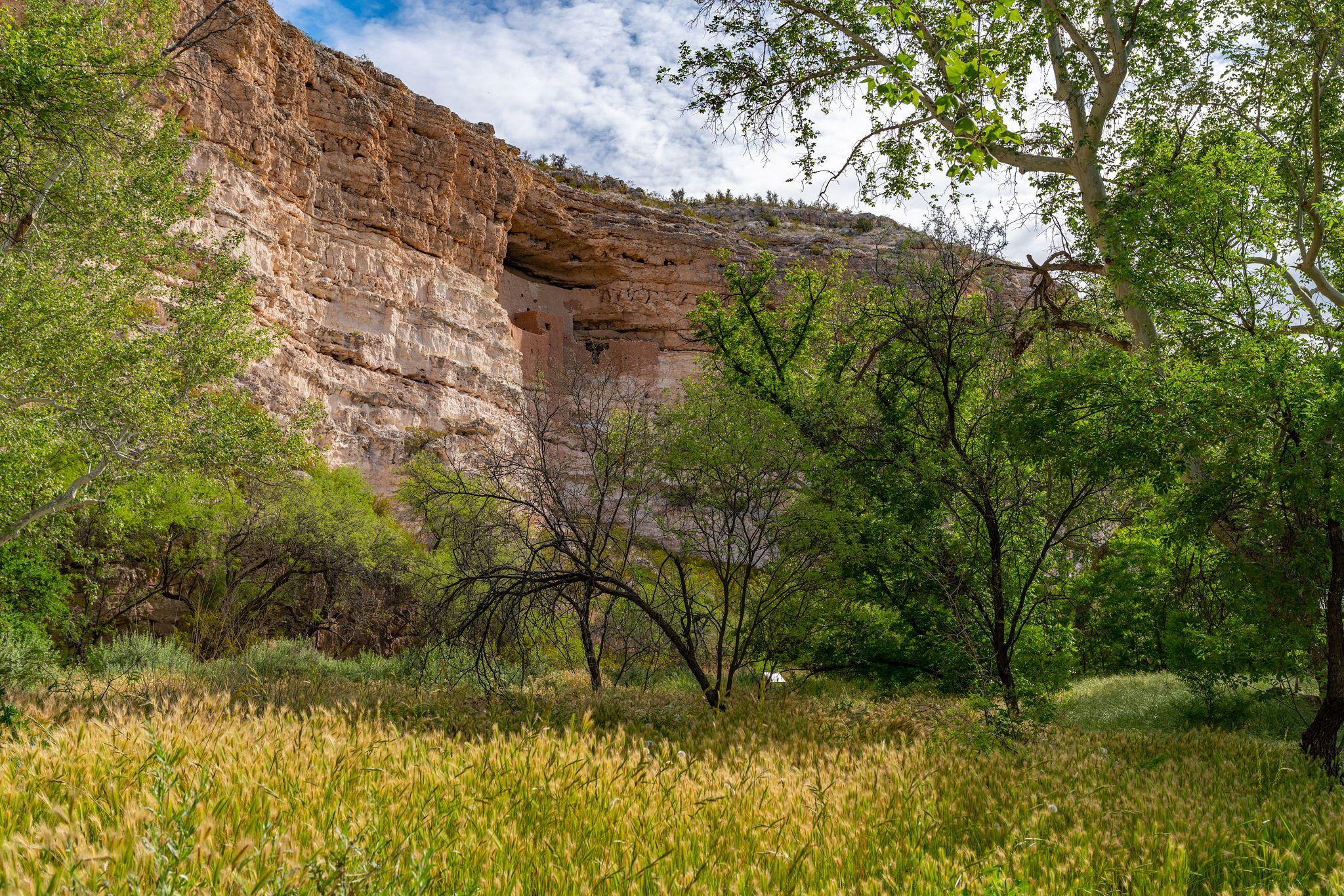 Montezuma Castle Cliff Dwellings