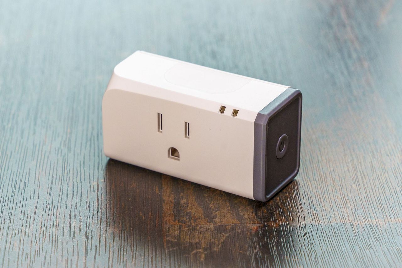 Controlling RV Appliances with Smart Plugs