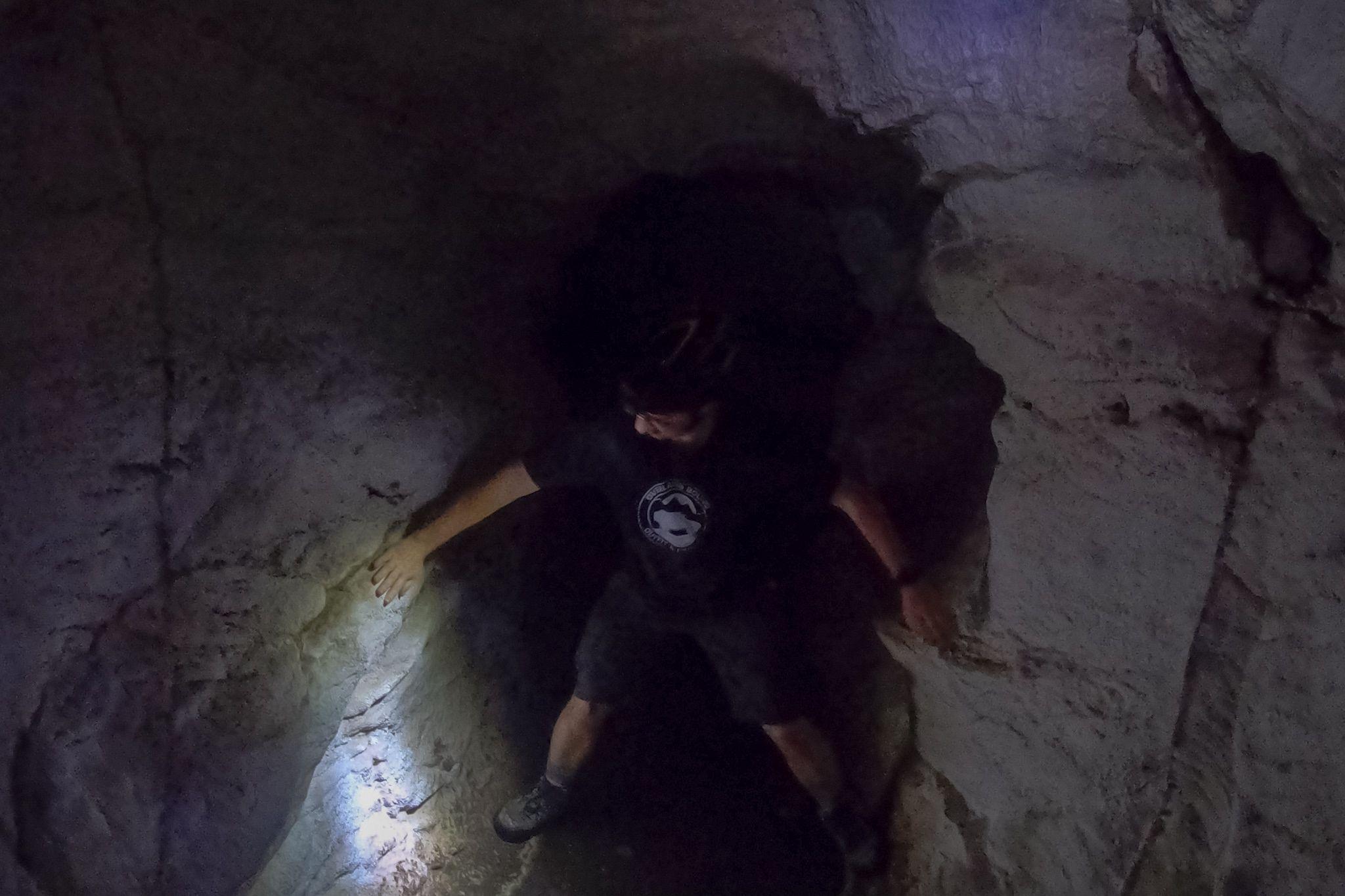 Gypsum Caves