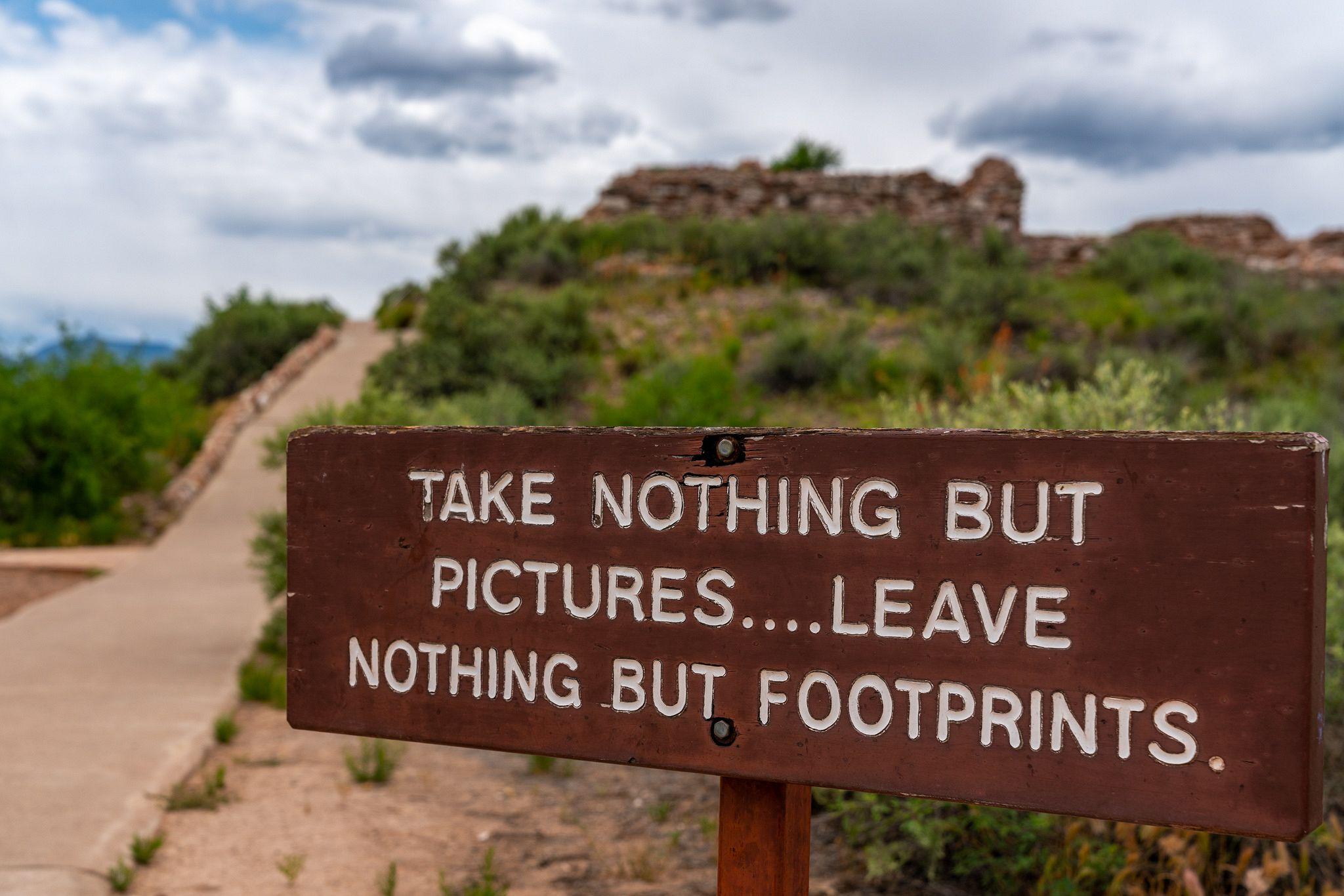 Tuzigoot Notice