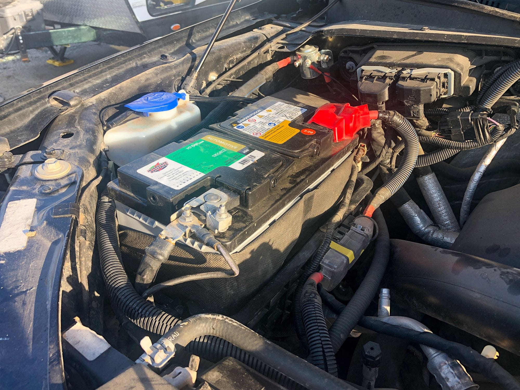 Interstate AGM Battery F-150