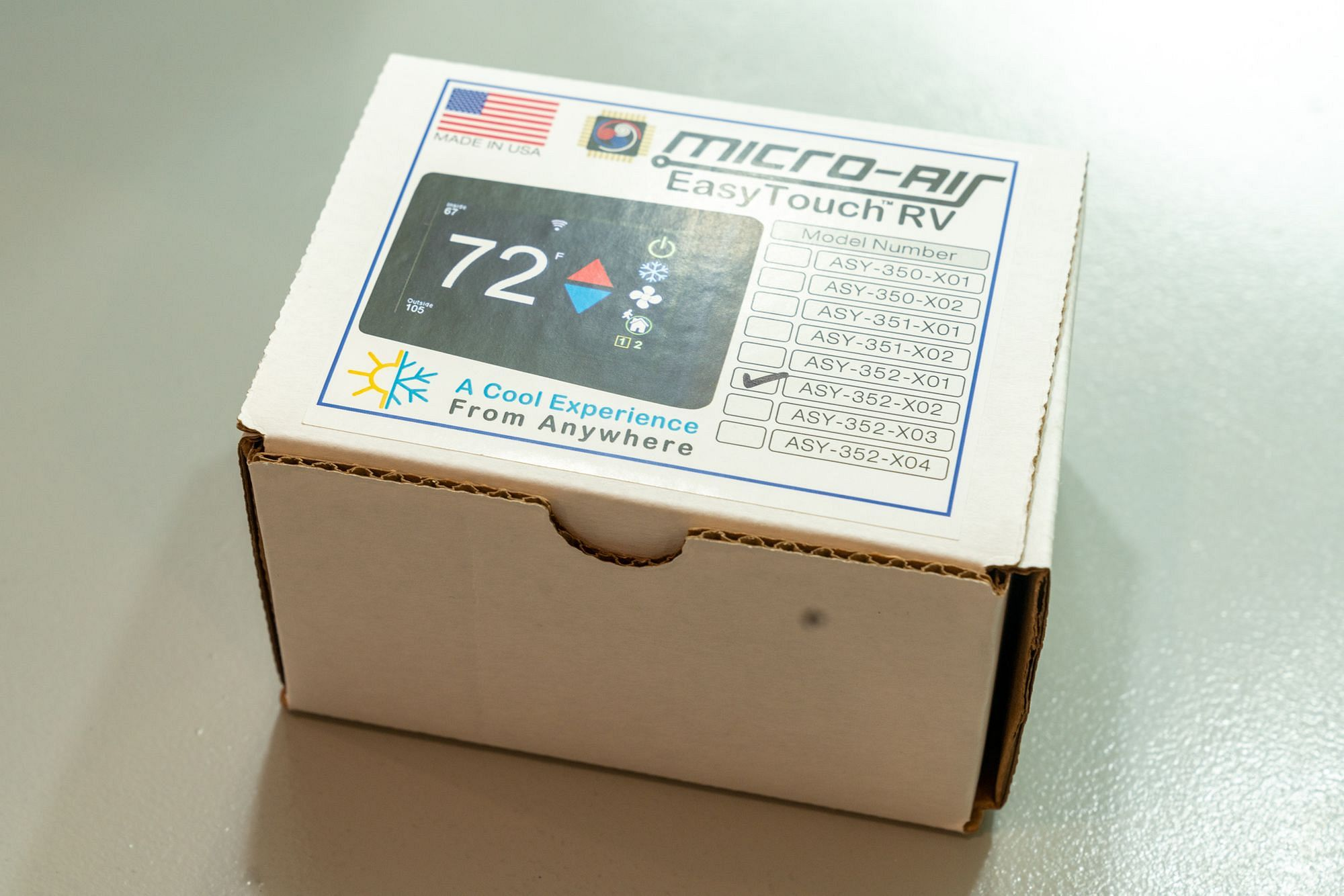 EasyTouch RV 352