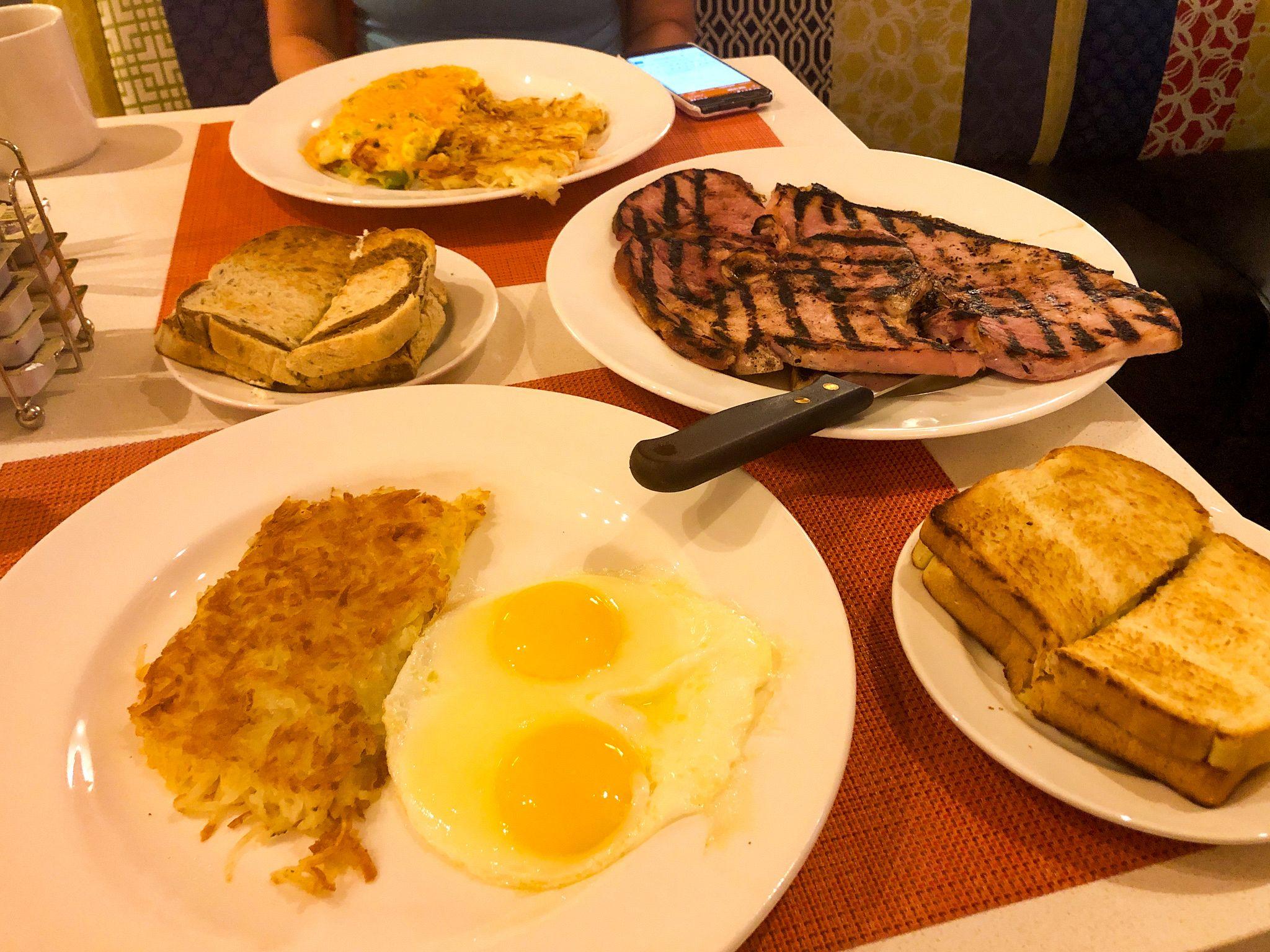 Breakfast at Grand Sierra Resort