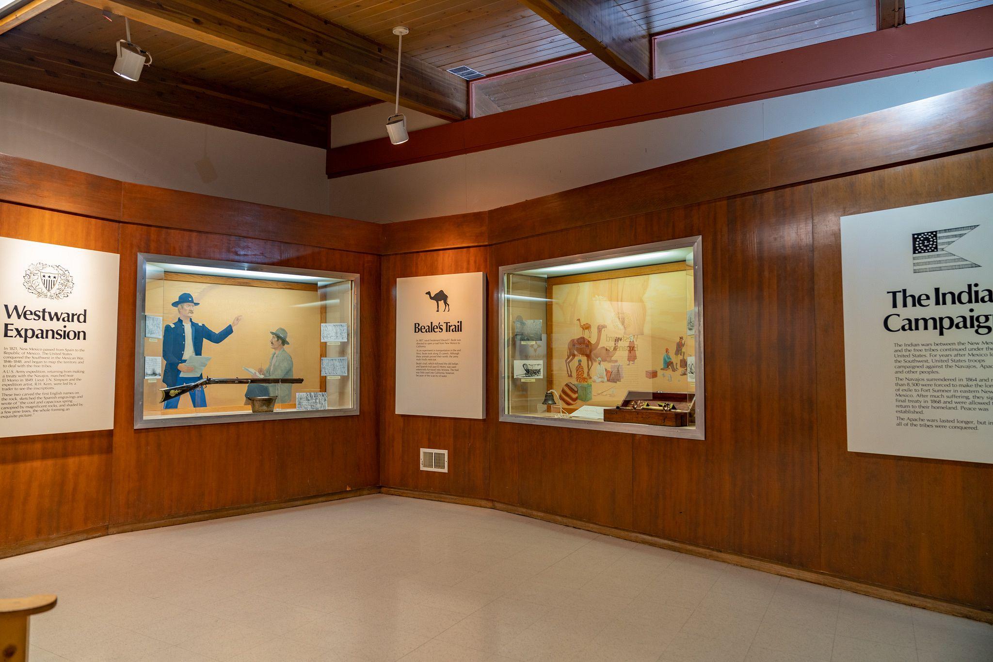 El Morro Visitor Center Museum