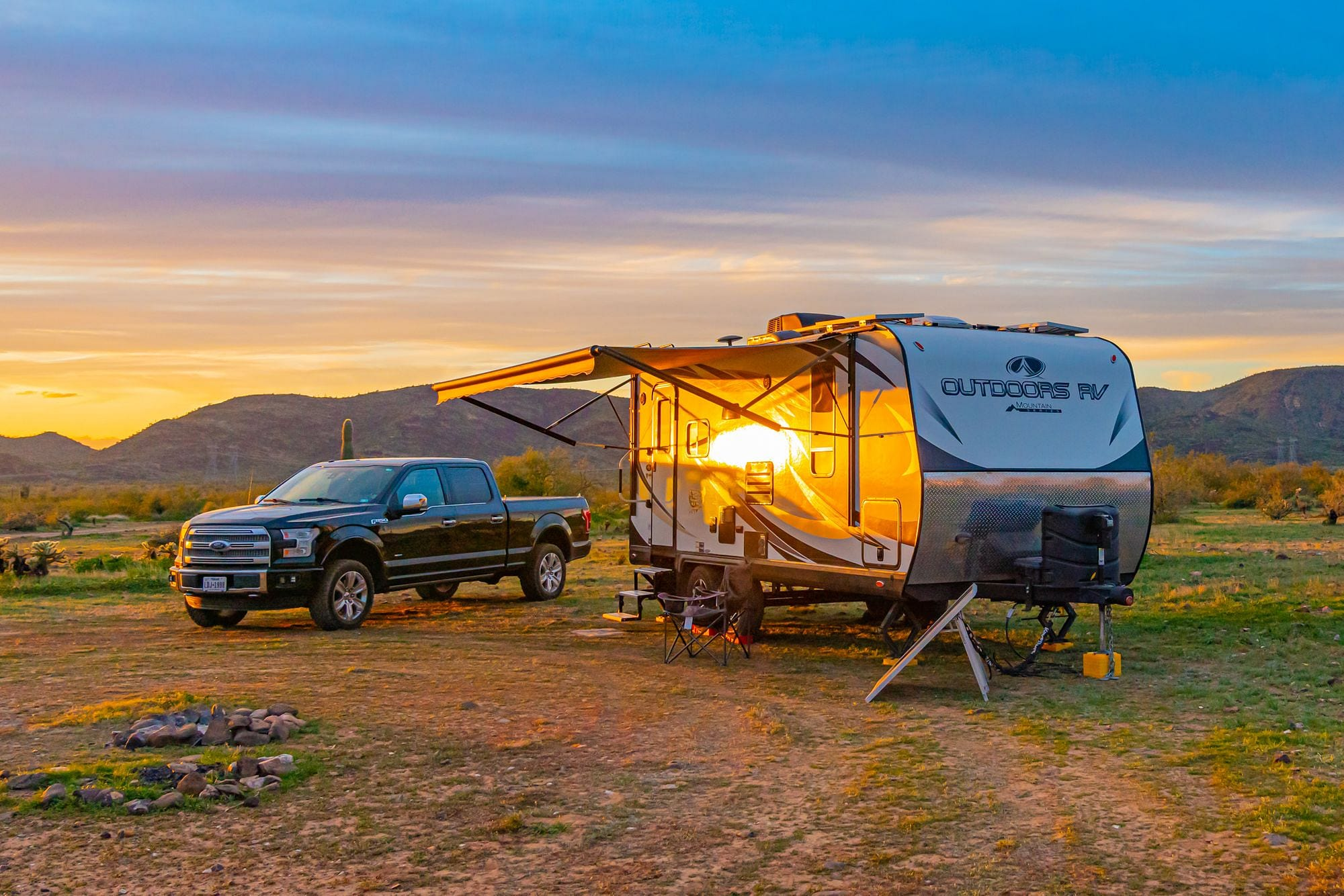 Our Perfect Off-Grid RV Solar System