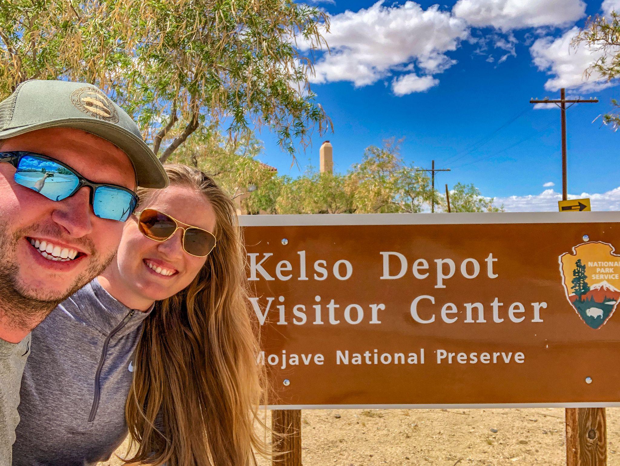 Kelso Depot Visitor Center