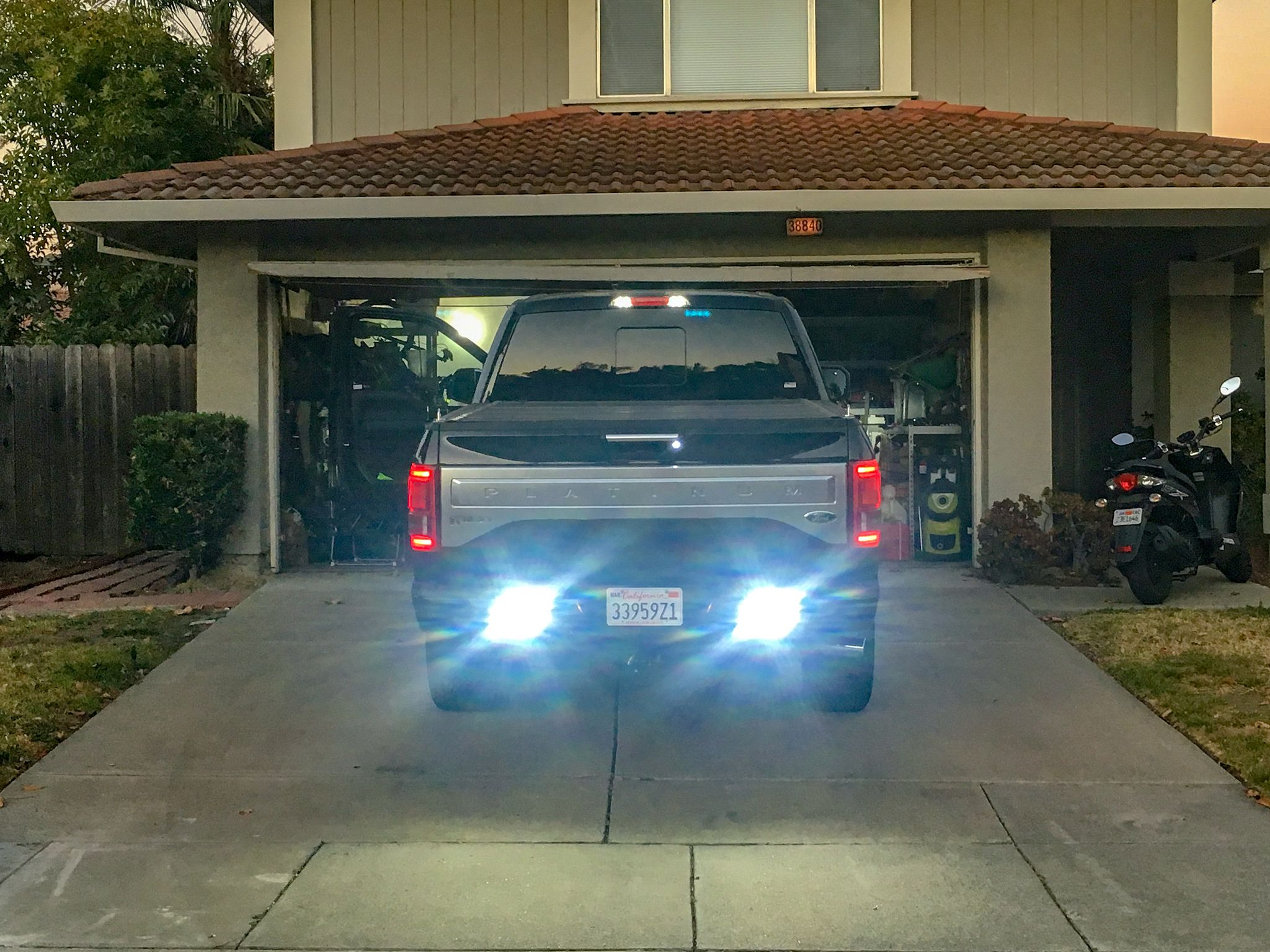 Rigid Industries Rear Lights
