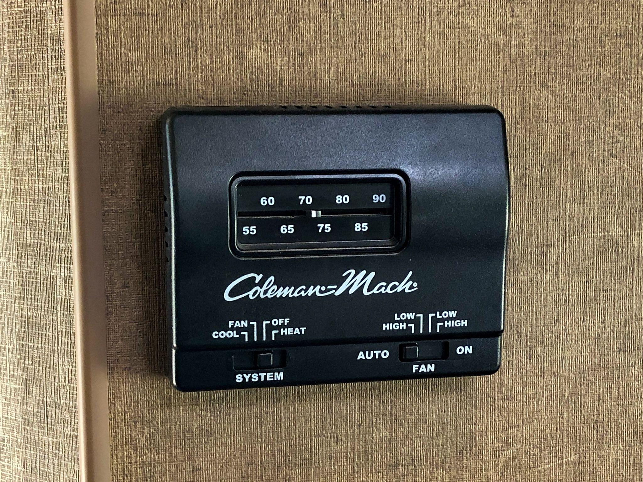 Coleman Mach Thermostat