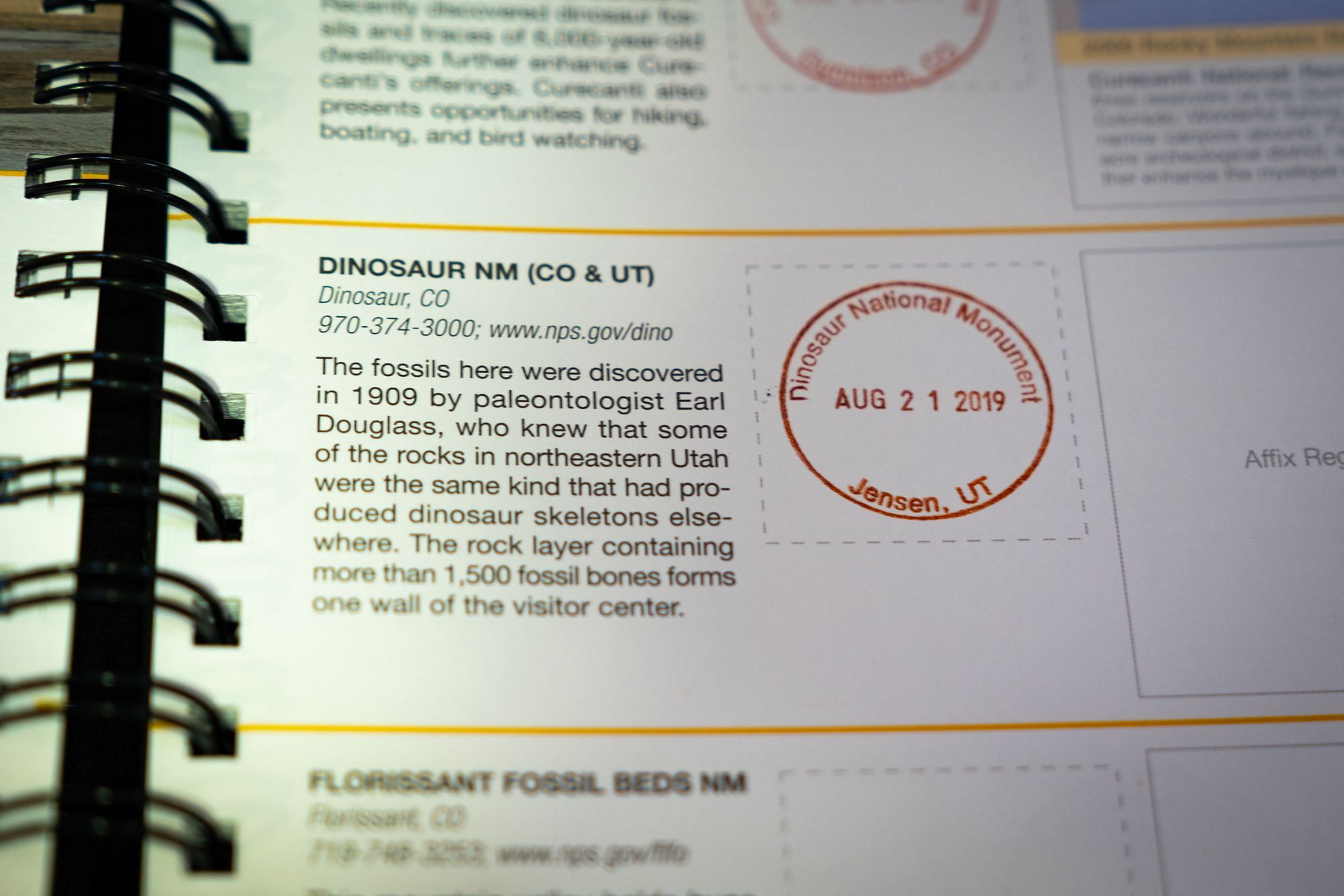 Park Passport Stamp
