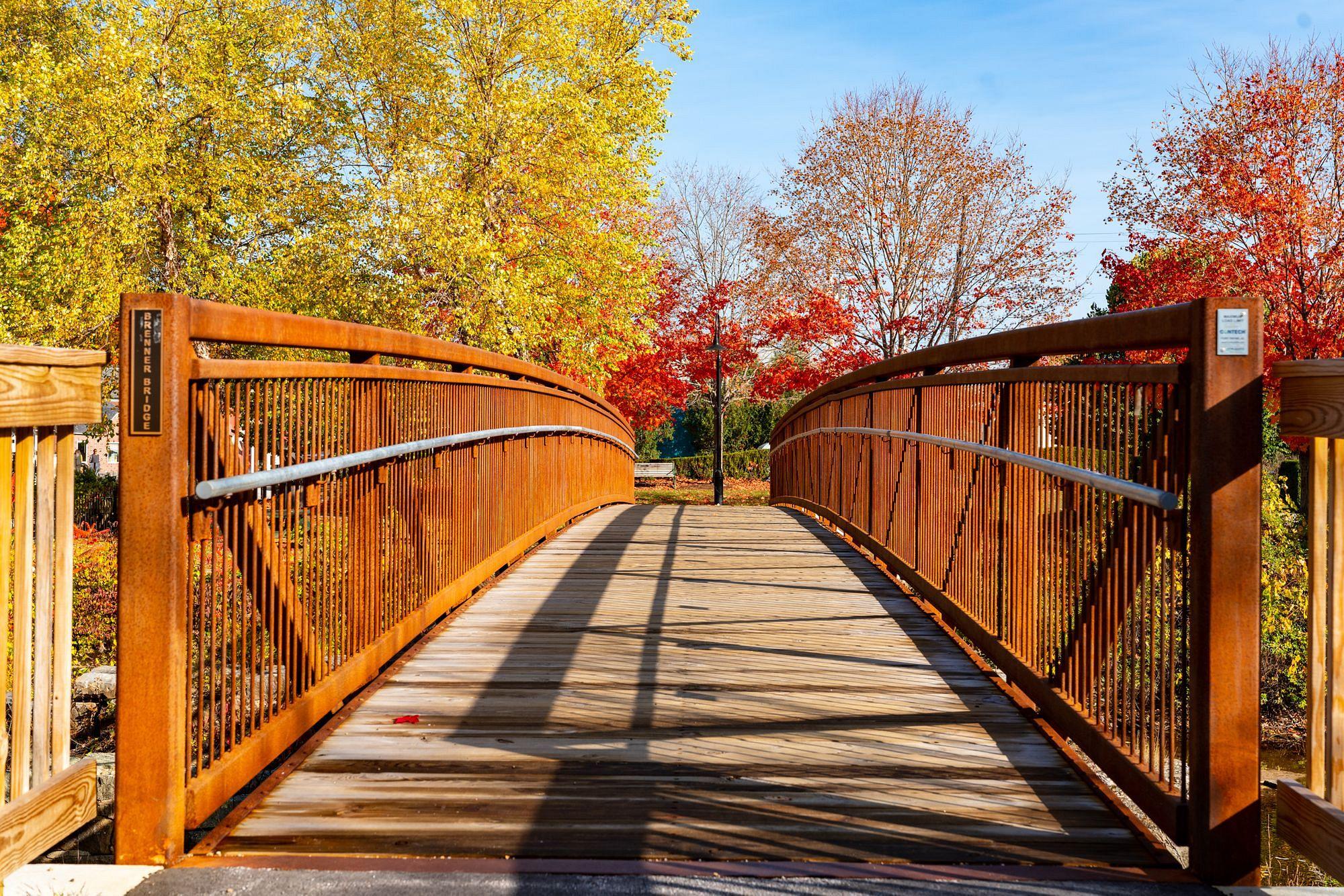 Brenner Bridge Peterborough New Hampshire