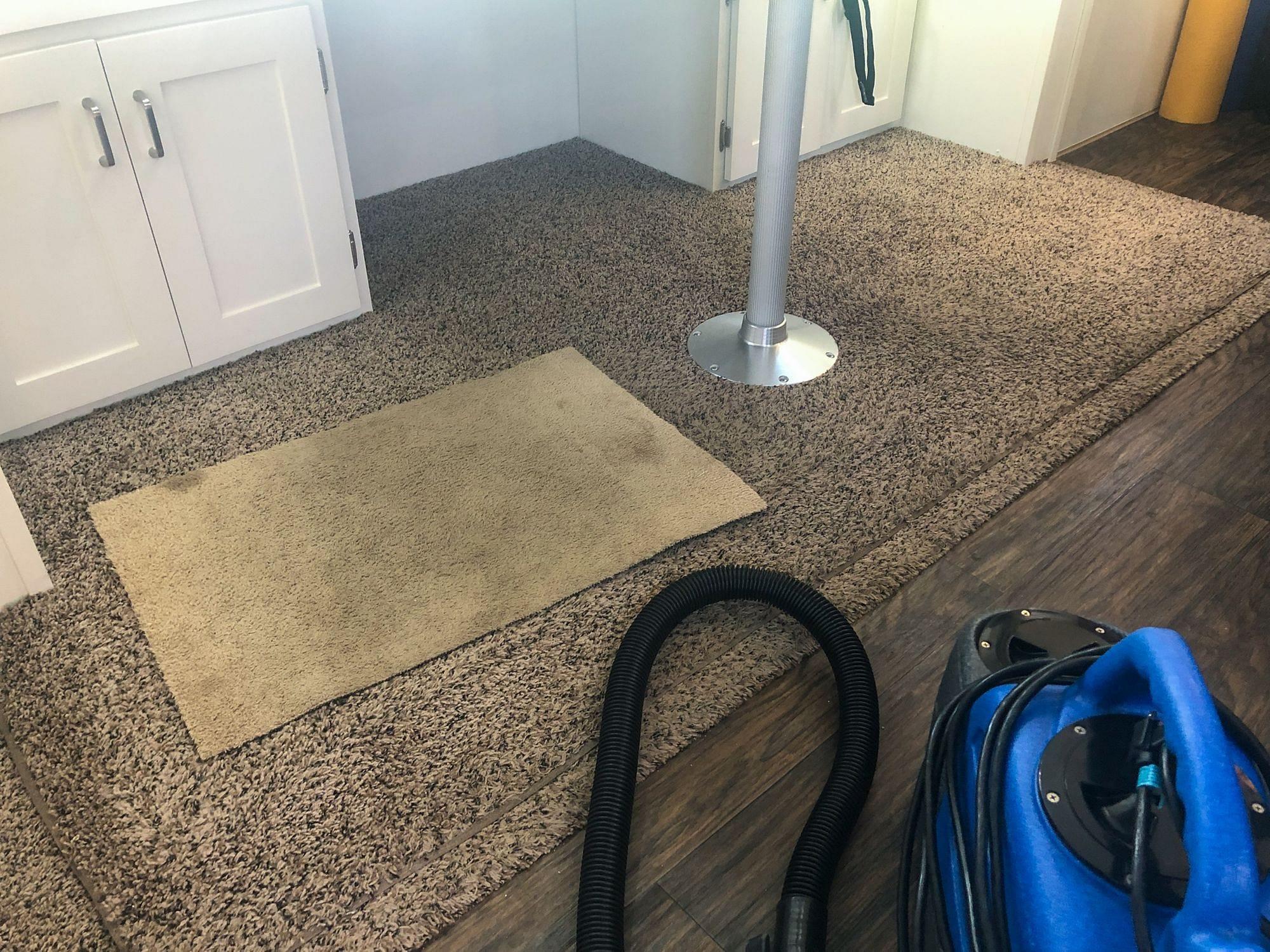 RV Slide Carpet