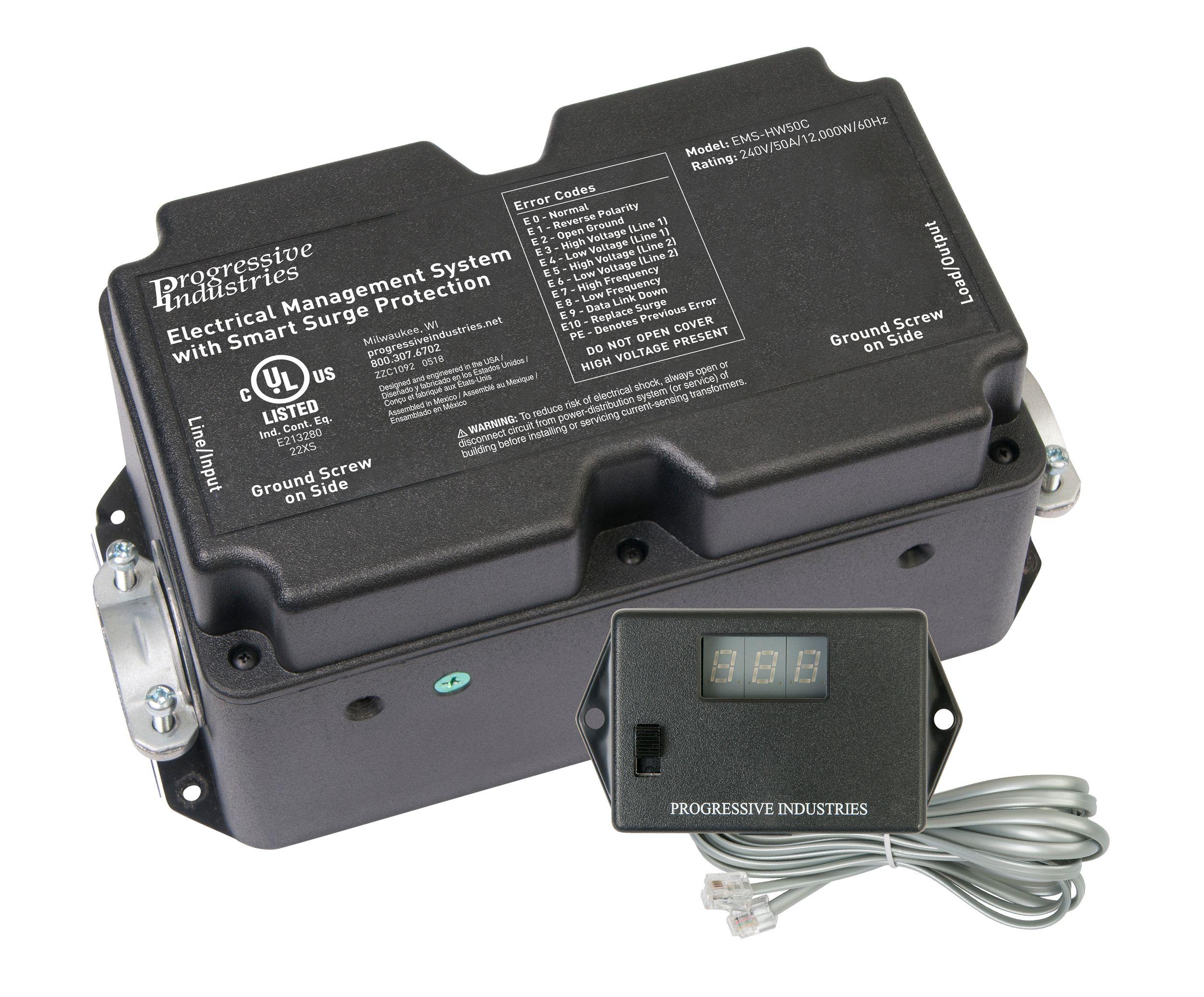 Progressive Industries EMS-HW50C