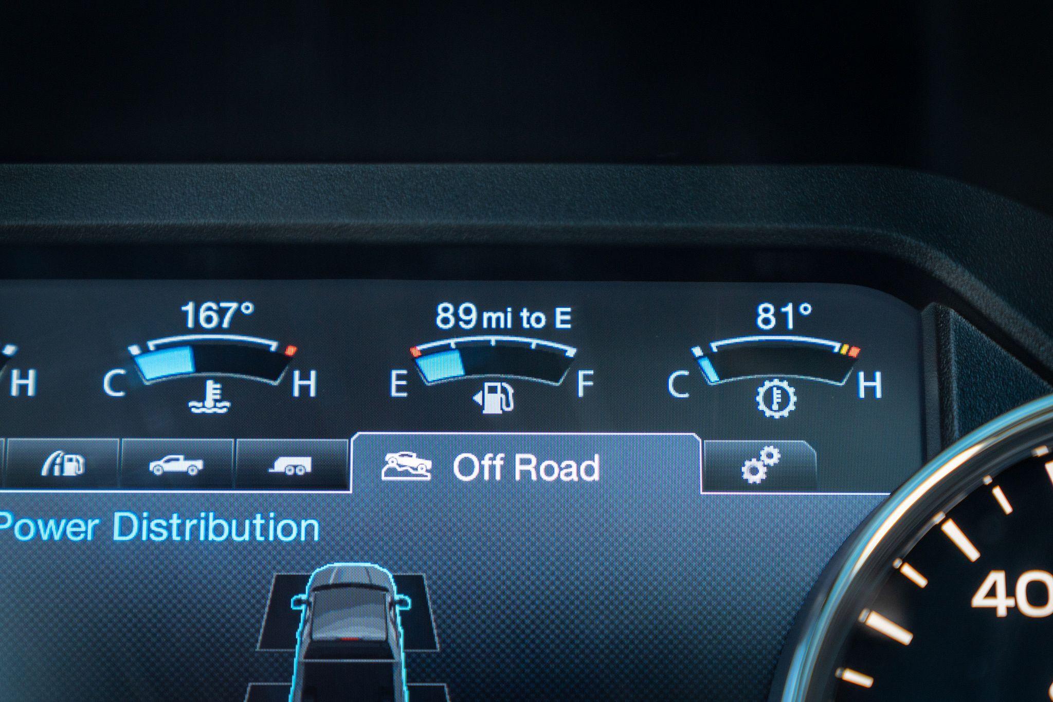 Engine Coolant Temperature & Transmission Temperature FORScan Hack