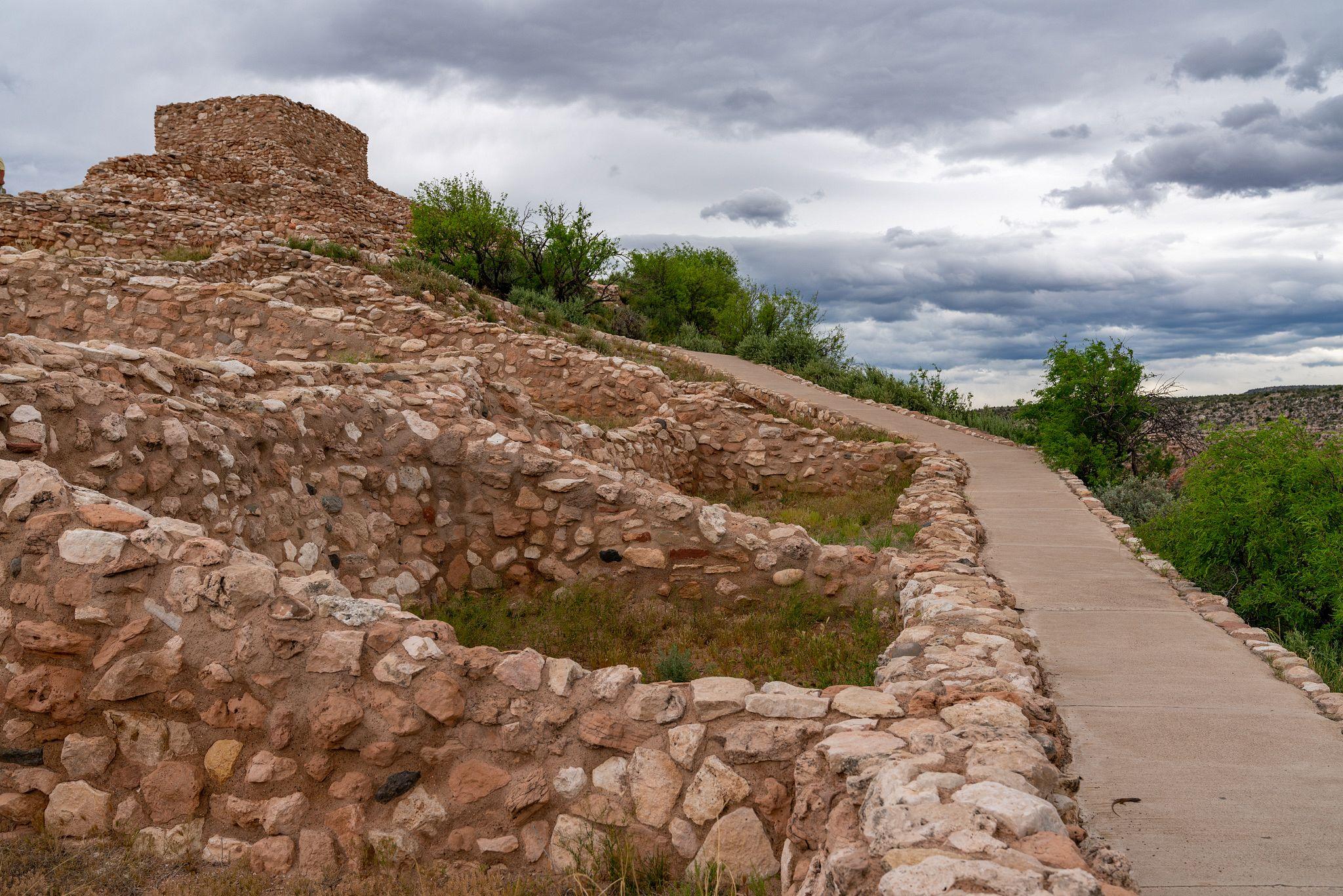 Tuzigoot Trail