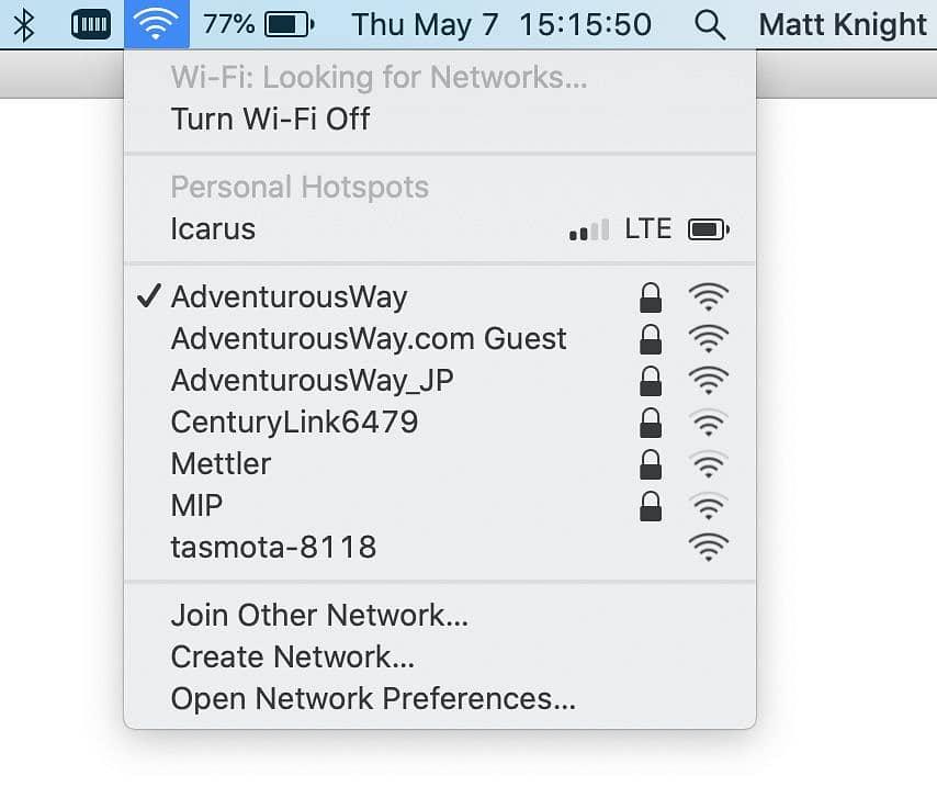 Tasmota Sonoff S31 WiFi