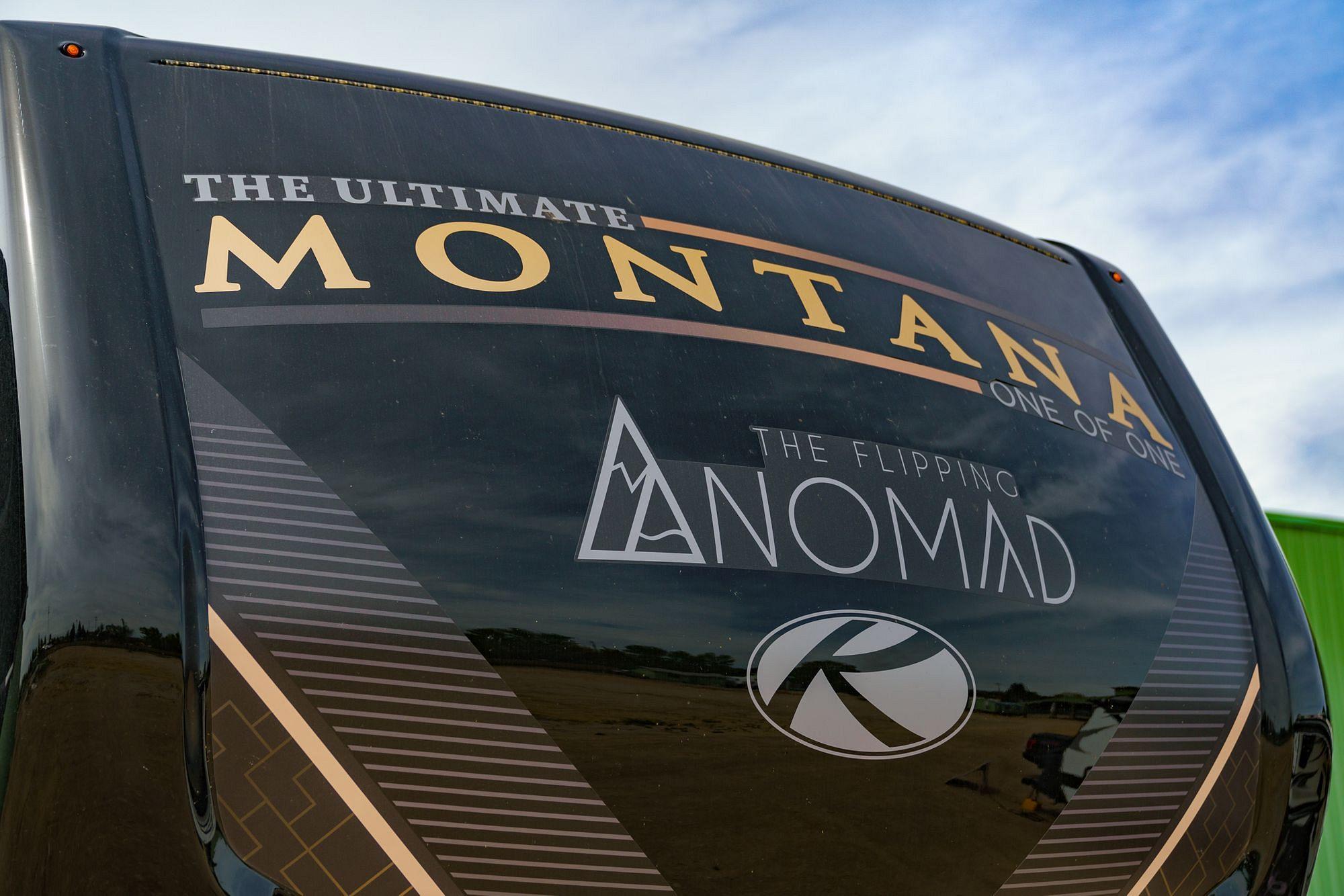 Ultimate Montana Flipping Nomad