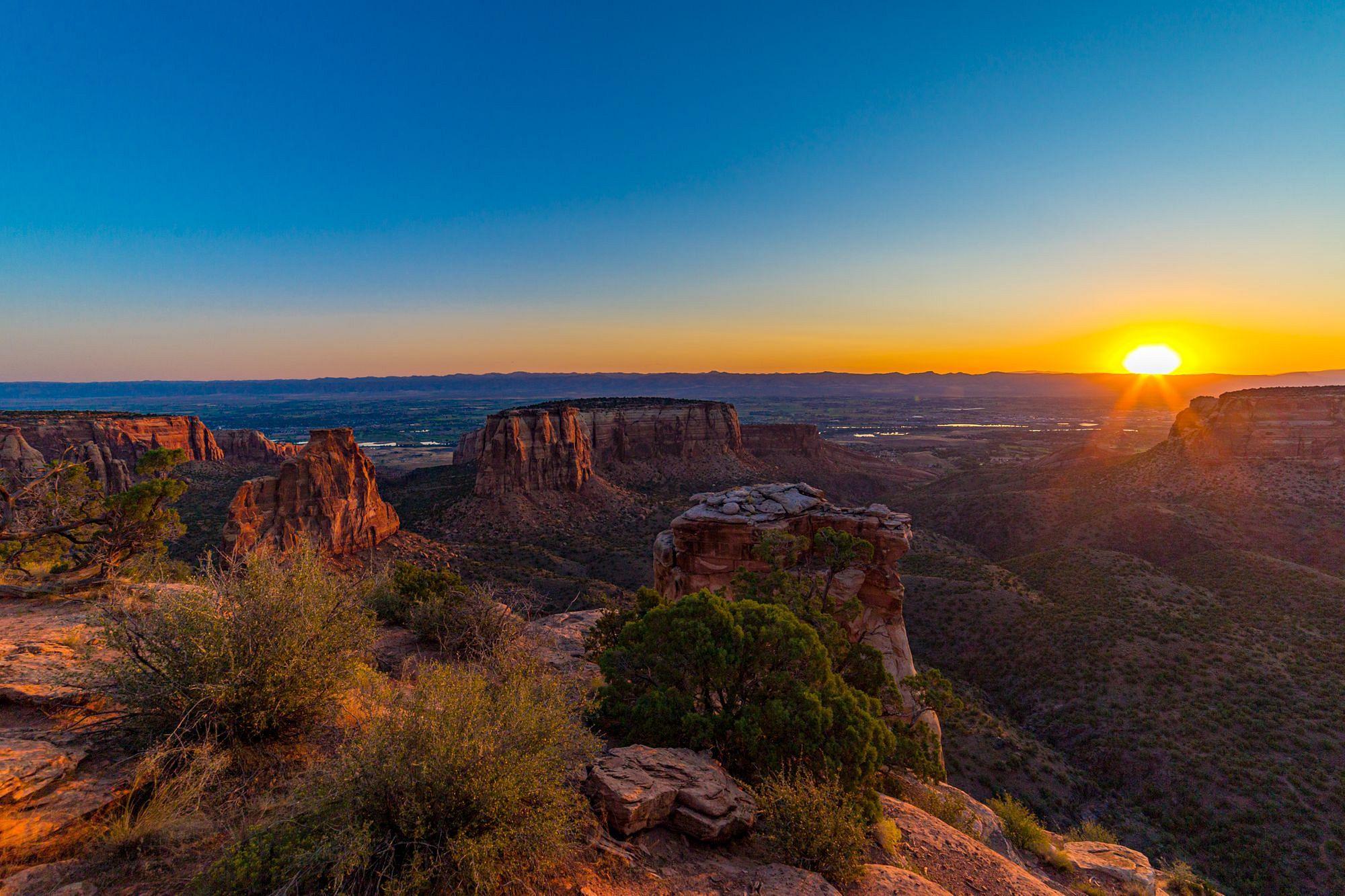 Grand View Sunrise