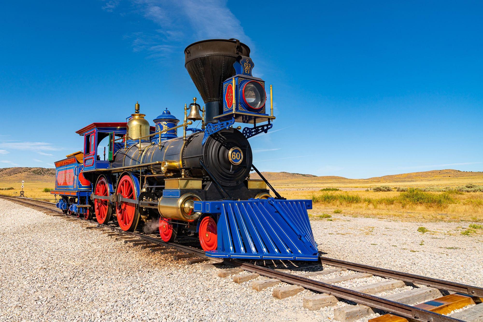 Jupiter Locomotive