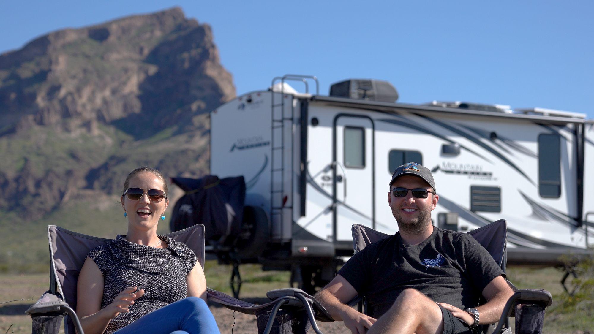 Season 3: National Park Adventure