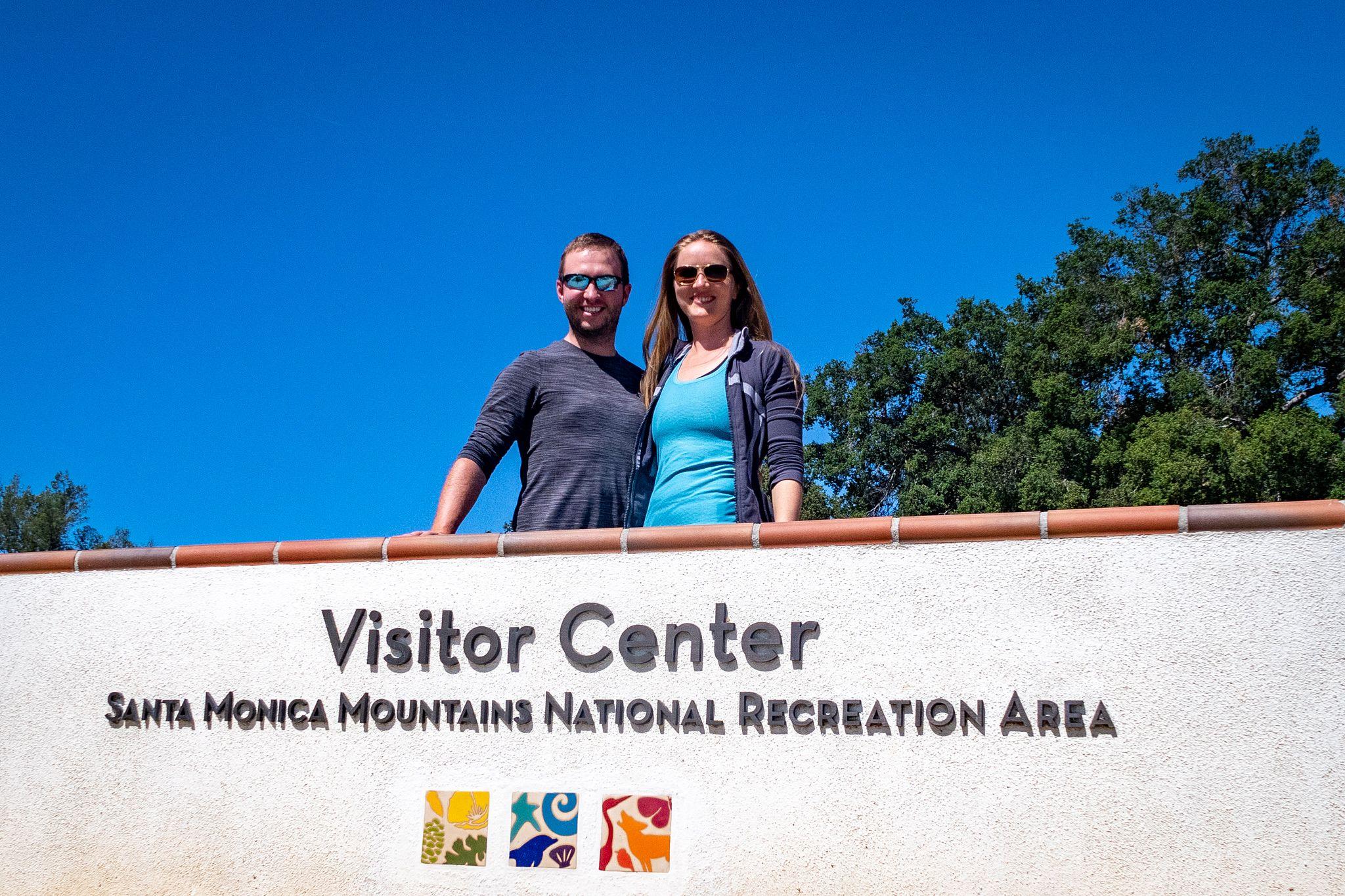 Anthony C Beilenson Visitor Center