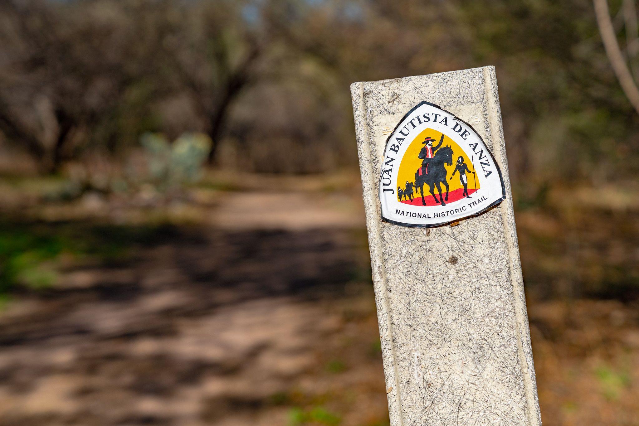 Juan Bautista de Anza National Historic Trail