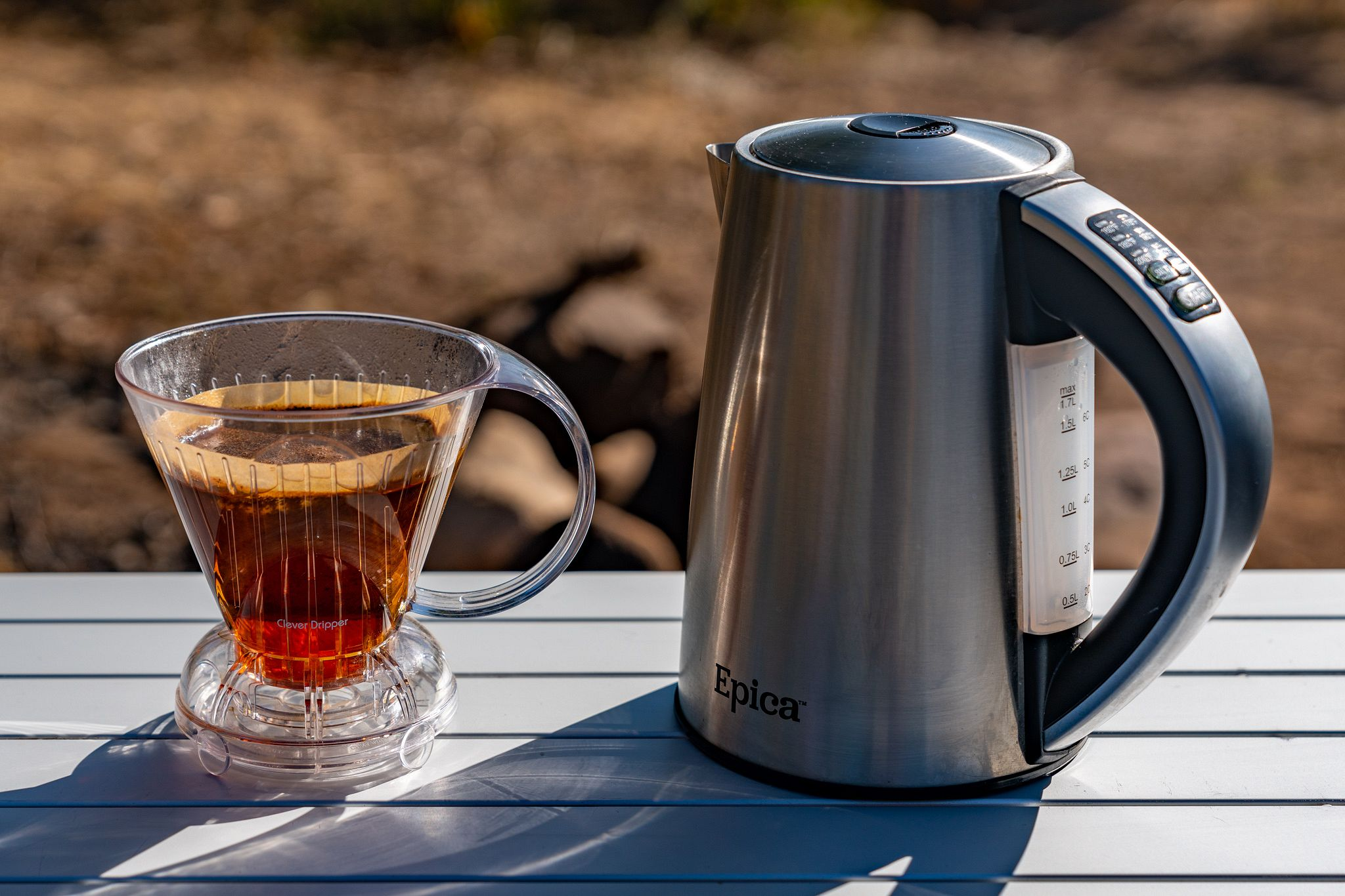 Epica Electric Kettle