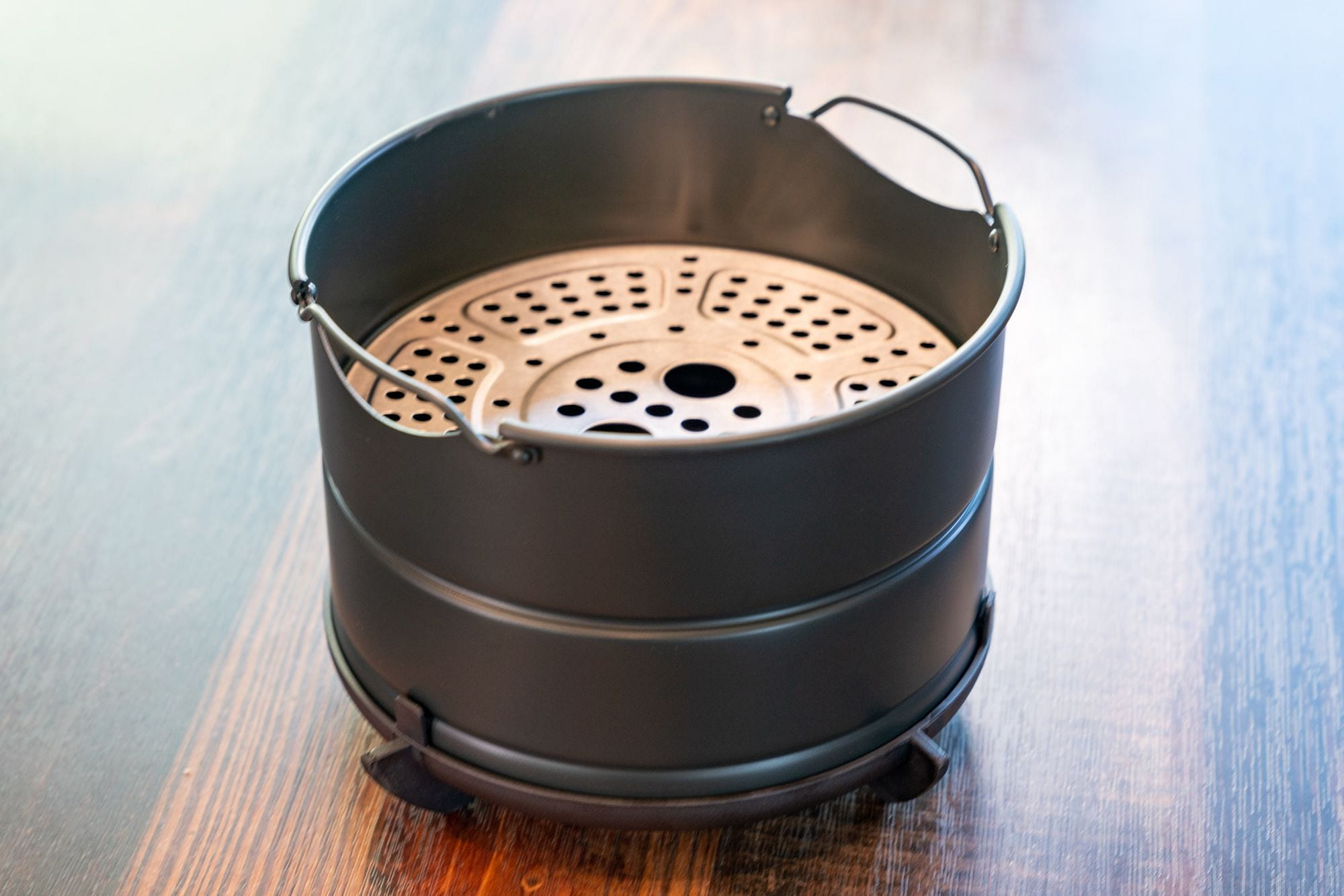 Air Fryer Lid Basket