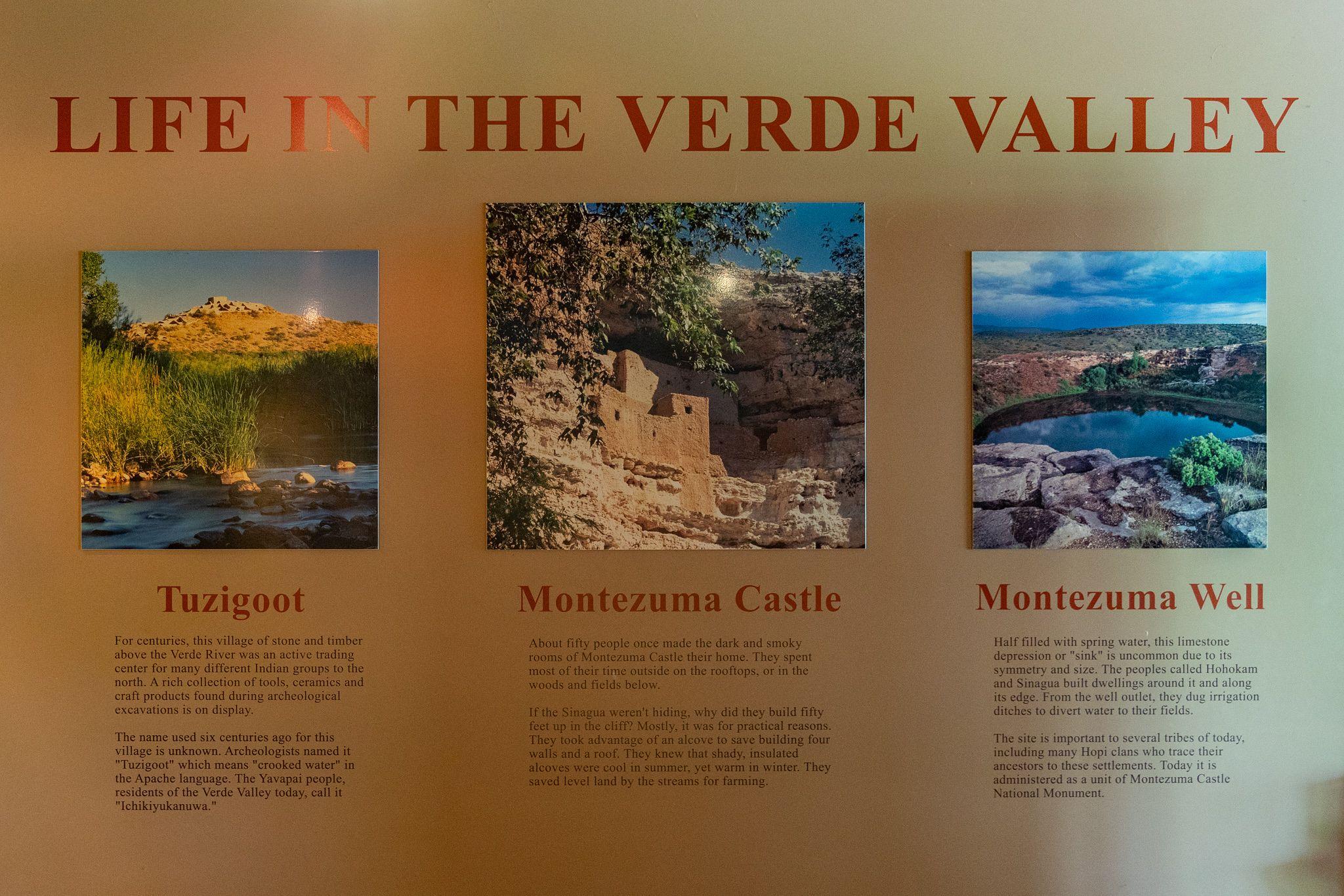 Montezuma Castle Visitor Center