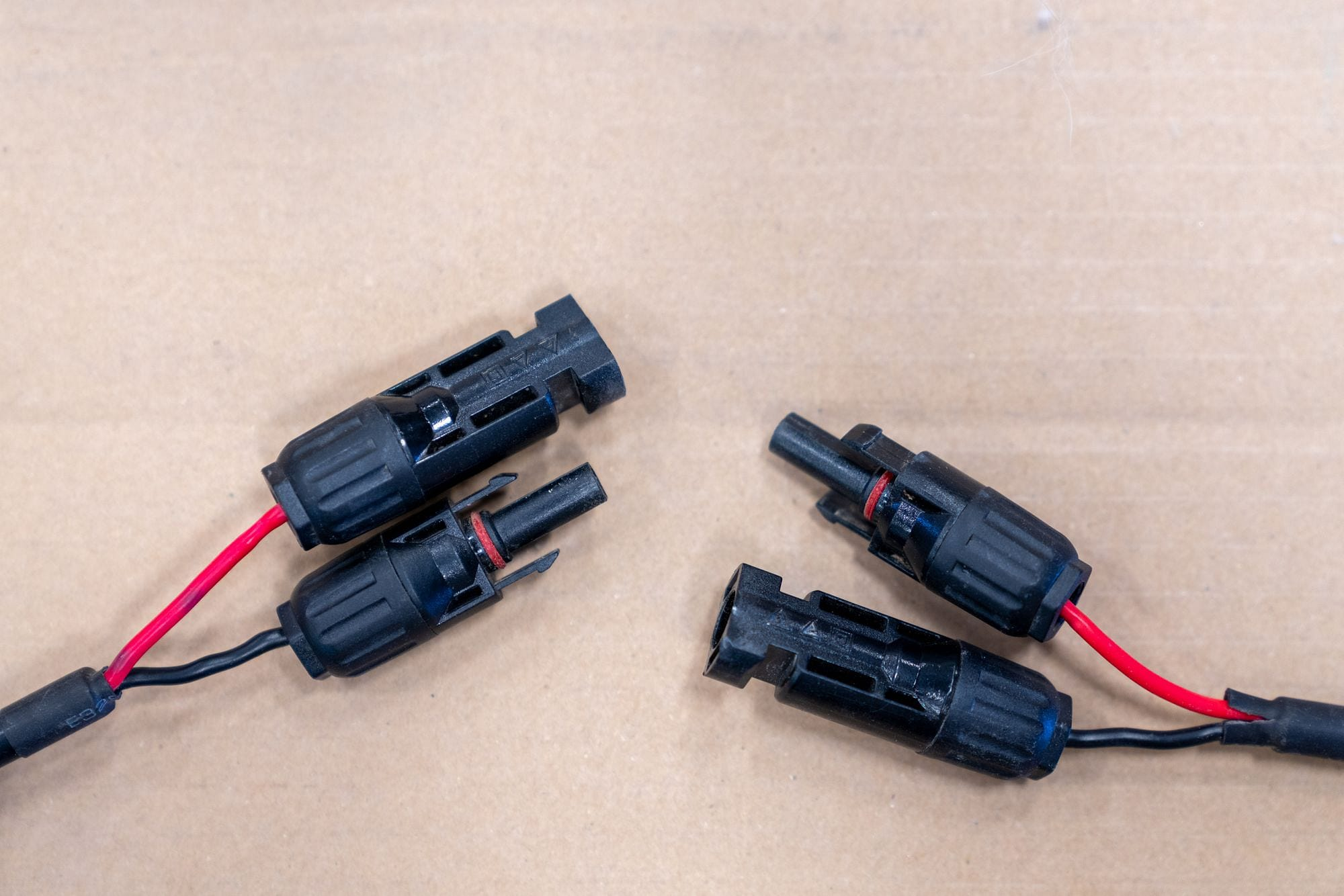 MC4 Connectors