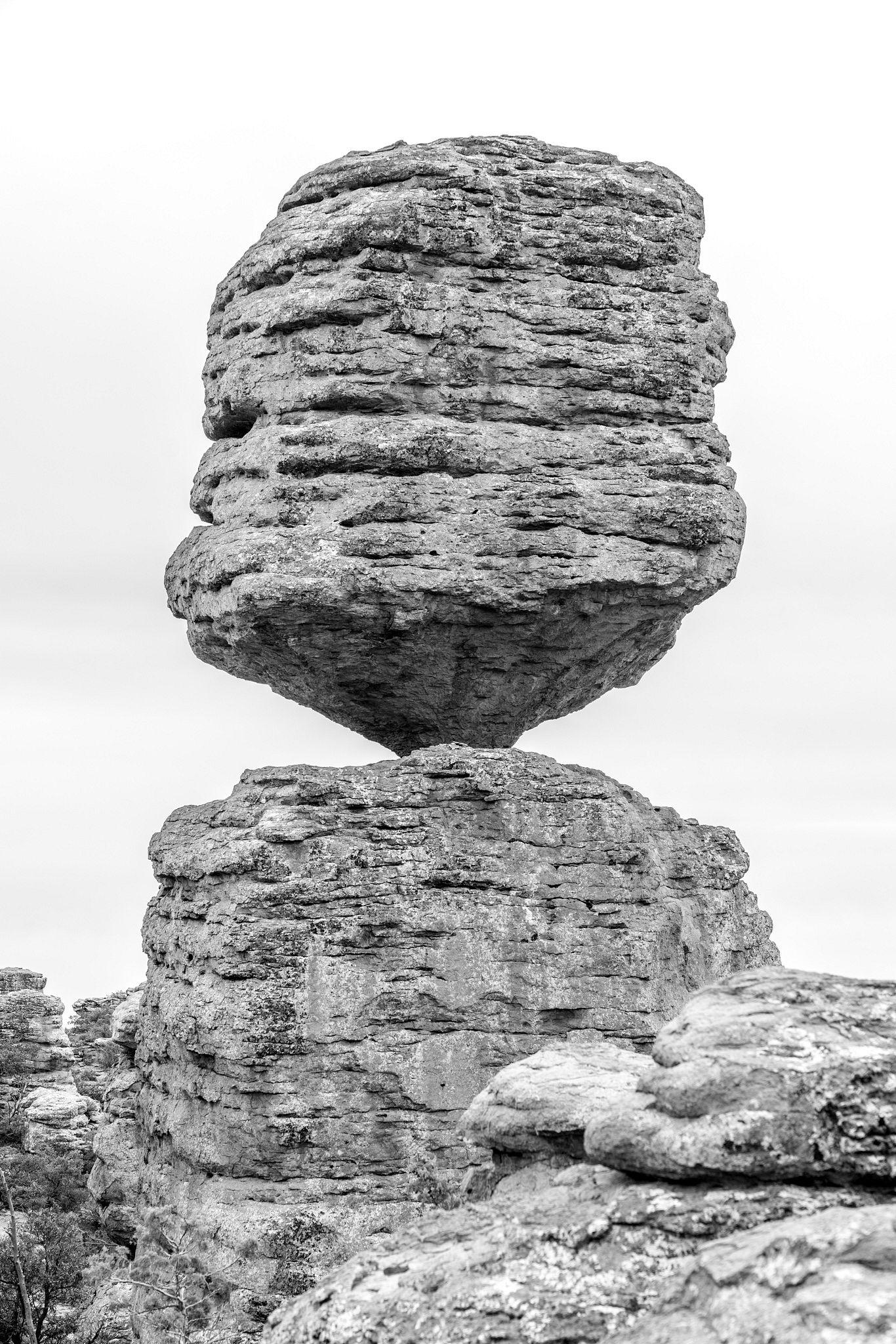 Big Balanced Rock, Chiricahua National Monument