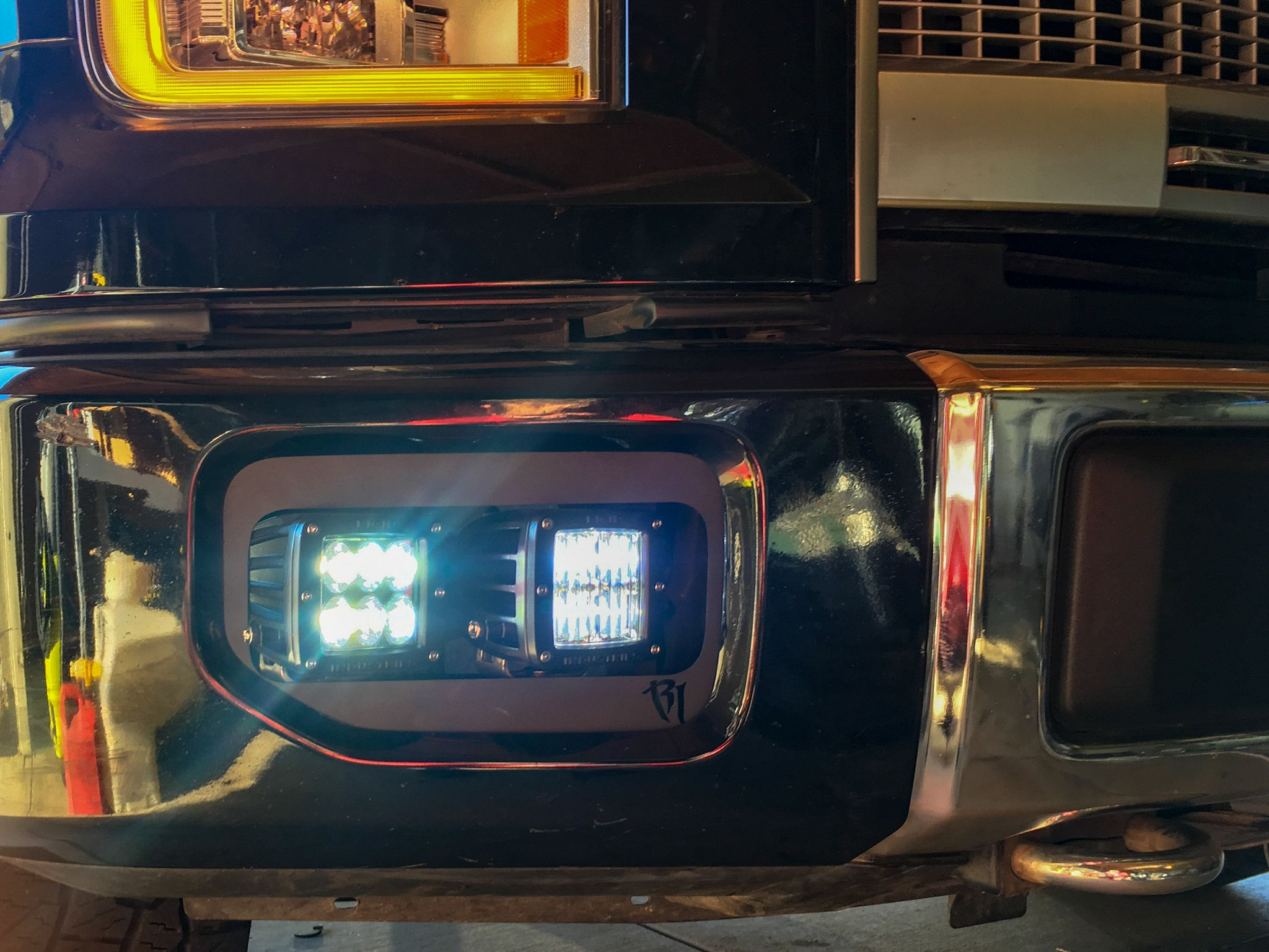 Rigid Industries Front Lights