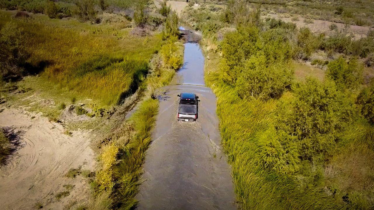 Afton Canyon Mojave Road