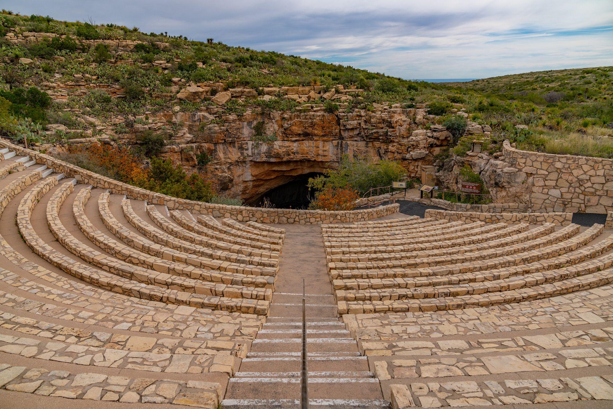 Carlsbad Caverns Amphitheater