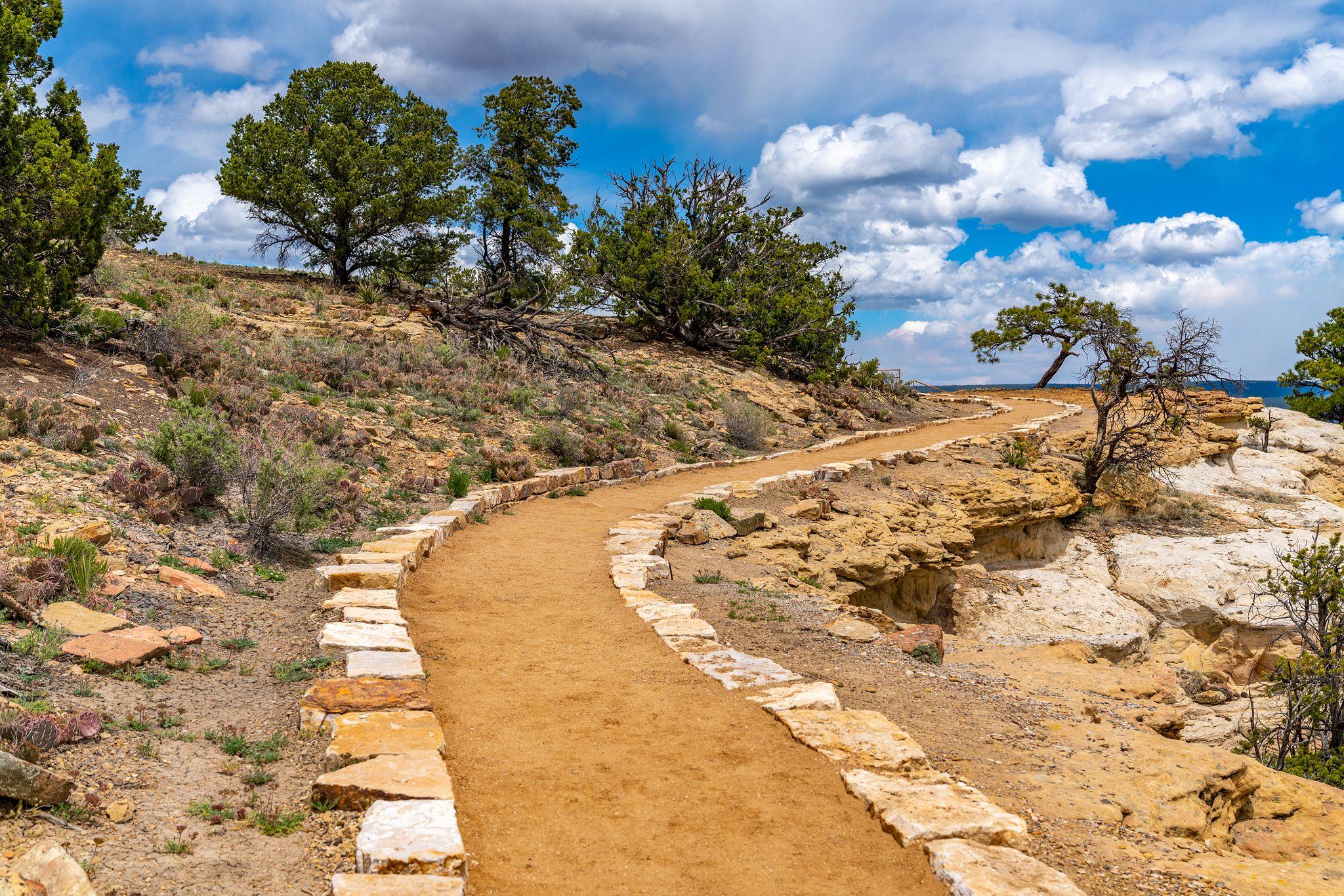 El Morro Trail